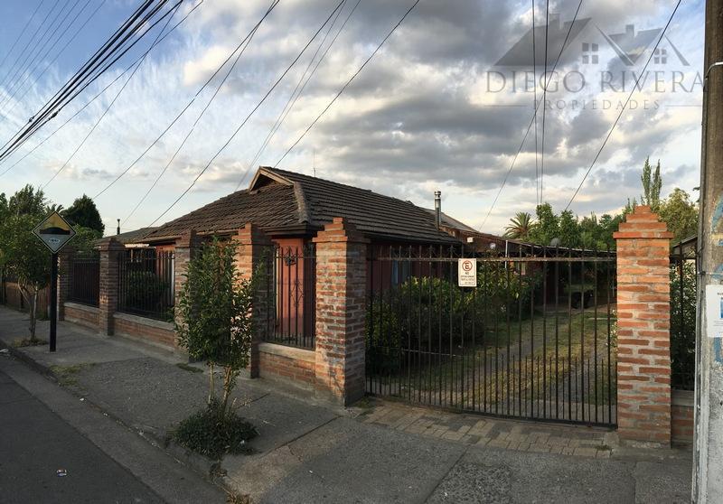 Vendo Casa Santa Teresa Machalí