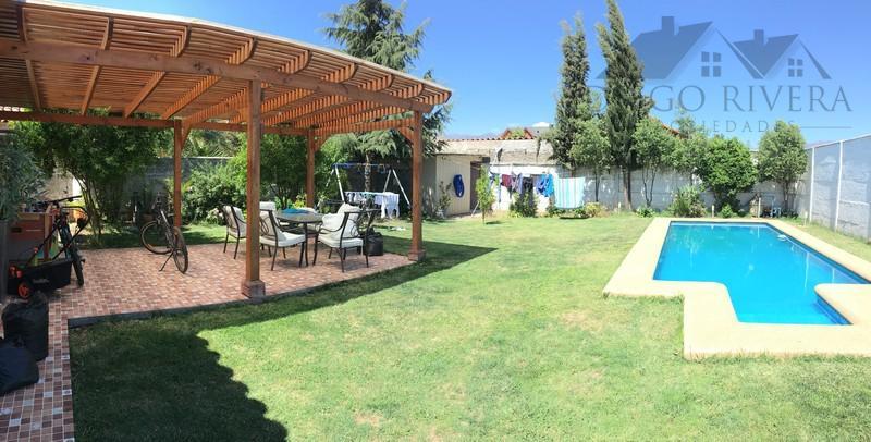 Vendo Casa Villa María Lucia - Machalí