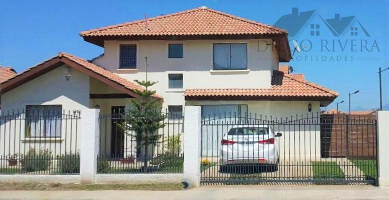 Vendo Casa Hacienda El Polo Machalí