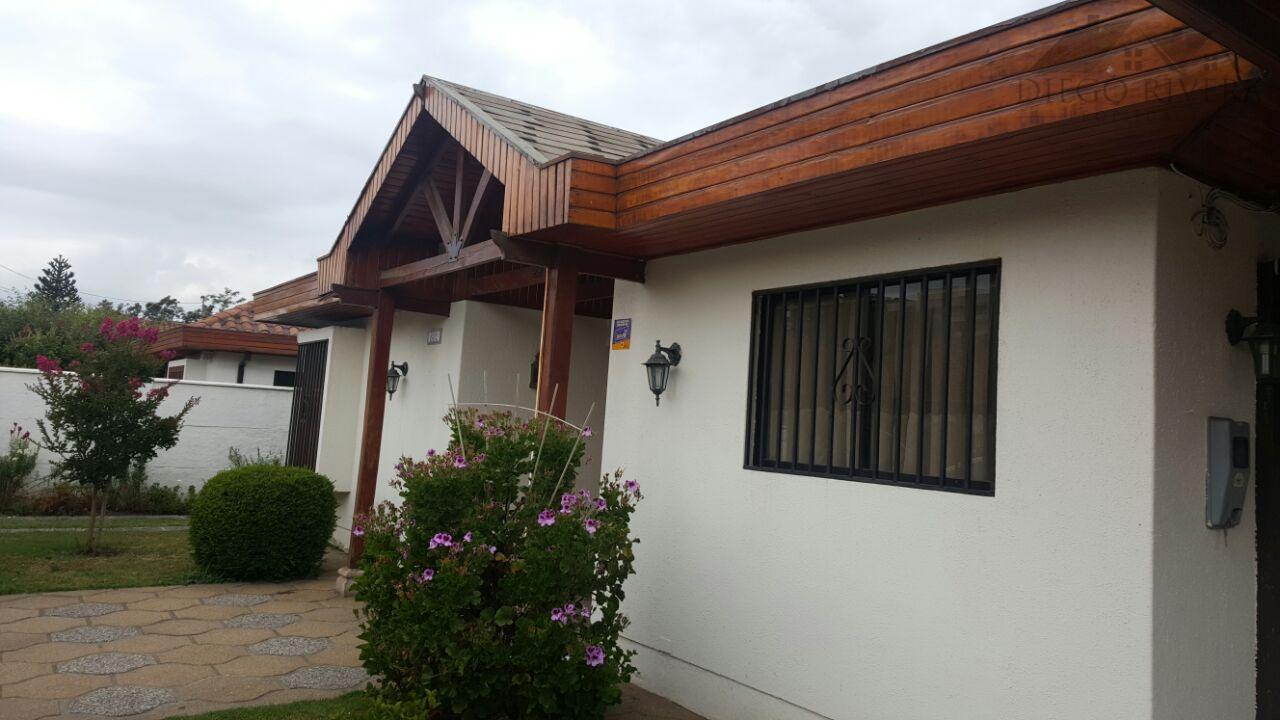Vendo Casa Villa Los Cantaros - Rancagua