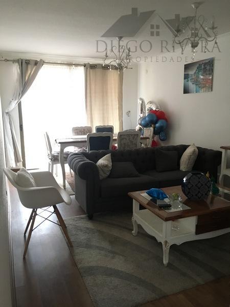 Vendo Casa Barrio El Remanso, Machalí