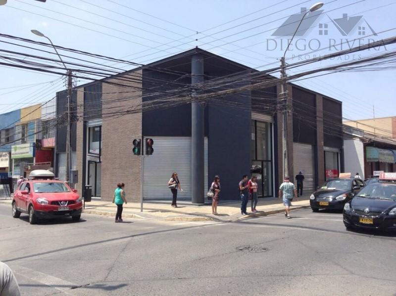 Arriendo Local Comercial Centro Rancagua