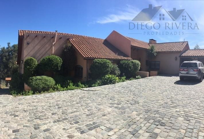 Arriendo Hermosa Casa Nogales - Machalí