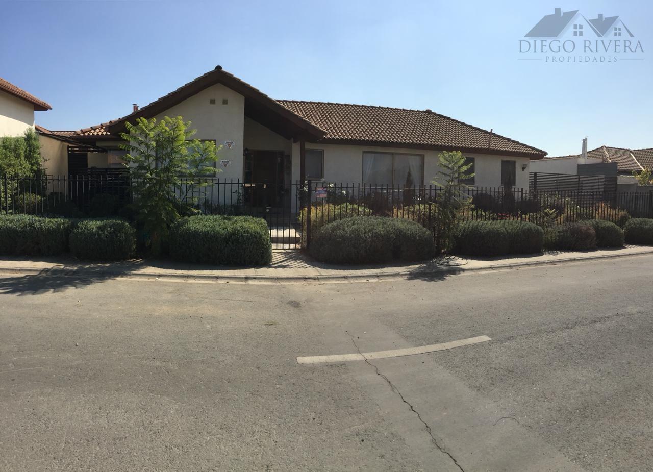 Vendo Excelente casa Polo Machalí