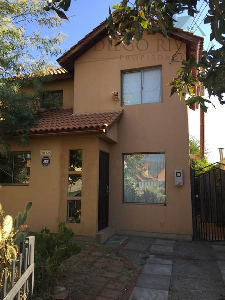 Arriendo Casa Las Pircas Machalí