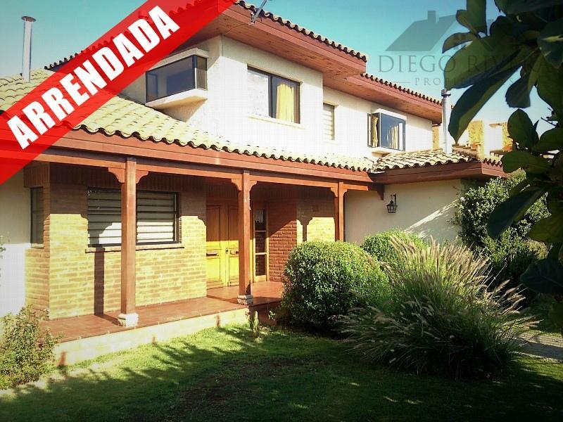 Arriendo Hermosa Casa  El Polo - Machalí