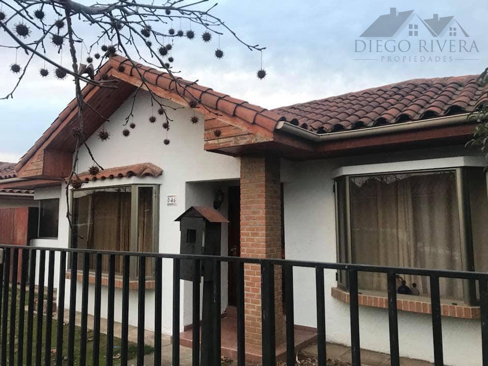 Arriendo Casa Encinos de Santa Rosa - Machalí