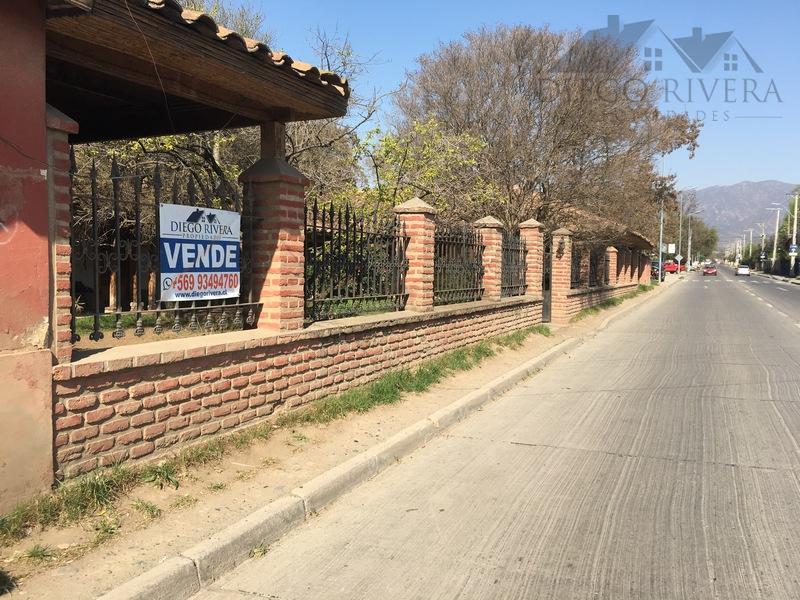 Vendo Casona Campo  Machali