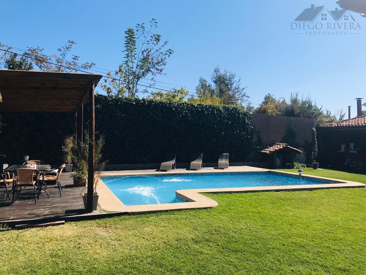 Vendo Hermosa Casa Cond. Huertos de Don Ignacio - Machalí