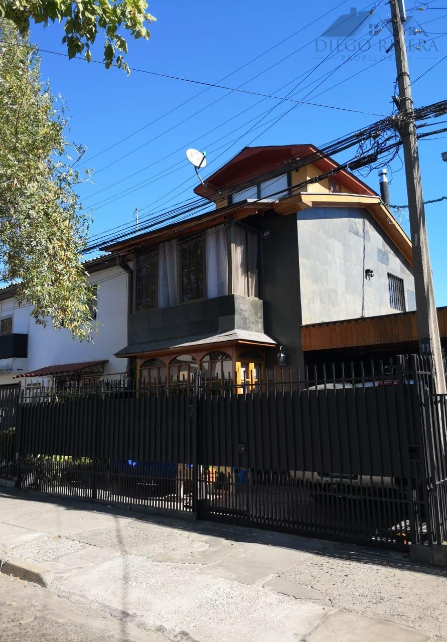 Arriendo Casa Isabel Riquelme - Rancagua