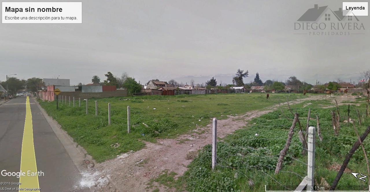 Vendo Terreno Comercial Rancagua     (Apto Inmobiliarias)