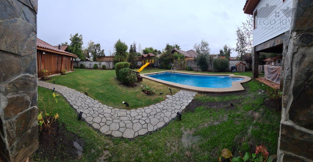 Vendo Hermosa casa Loteo Polo Machalí