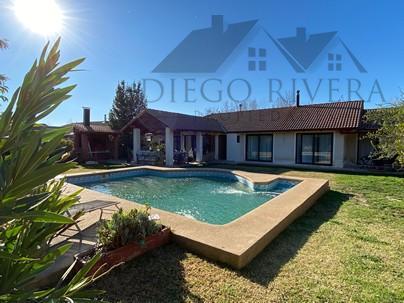 Vendo Linda Casa Adobes de Nogales - Machalí