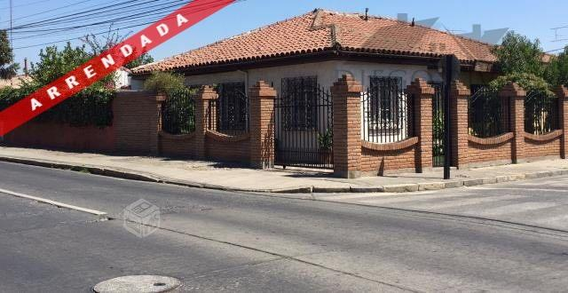 Arriendo Casa Av. Freire Rancagua