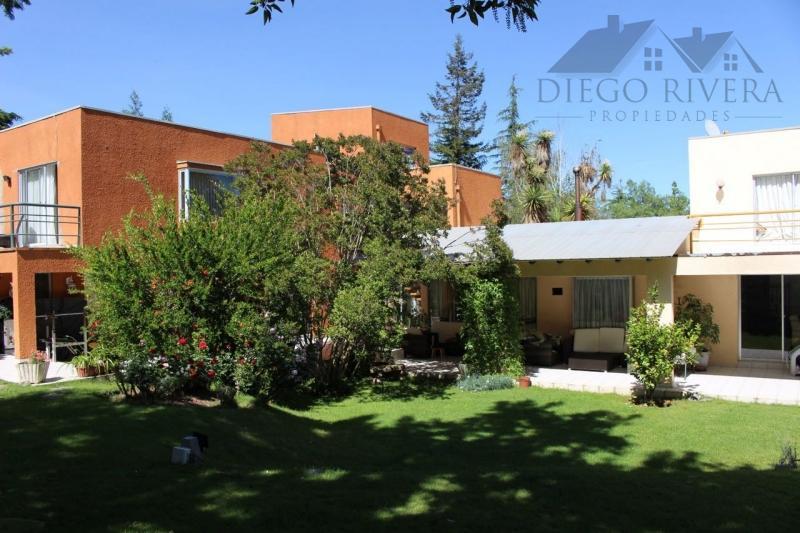 Vendo Hermosa Casa Condominio Parque San Fuentes - Machalí